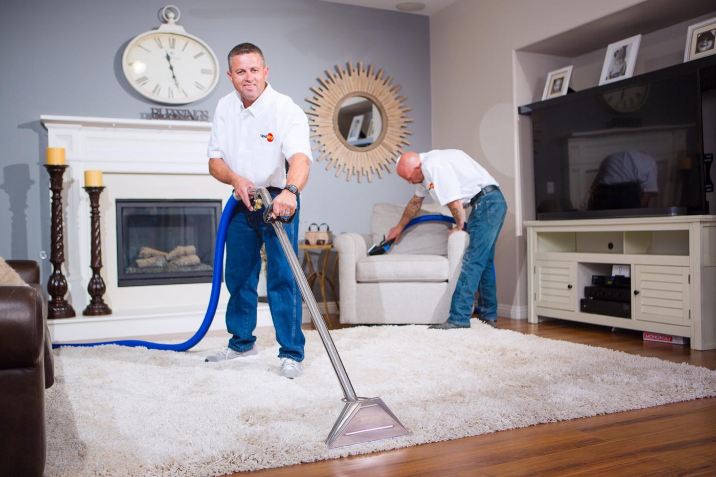 Rapid Dry Restoration Carpet Cleaning